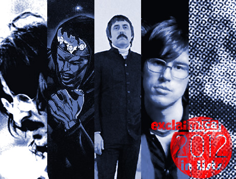 Top 10 Reissues of 2012
