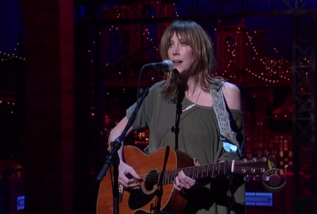 "Beth Orton""Magpie"" (live on 'Letterman')"