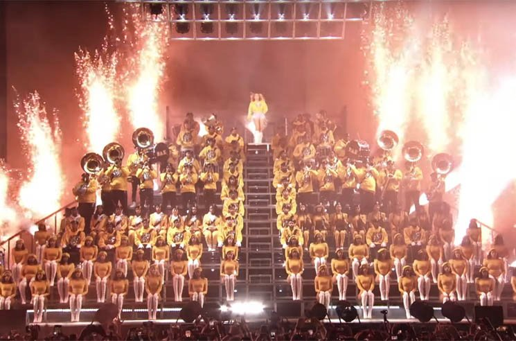 Historically Black Colleges And Universities >> Beyoncé's Coachella Performance Treated to Netflix Movie ...