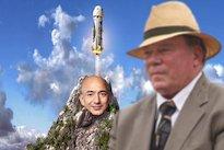William Shatner Is Taking Jeff Bezos' Rocket to Space