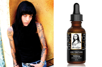 Bif Naked Is Launching Her Own CBD Brand