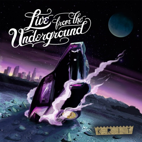 Big K.R.I.T. Reveals 'Live from the Underground' Release Date, Artwork
