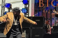 Big Boi and Phantogram Make Live Debut as Big Grams