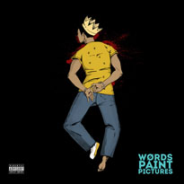Rapper Big PoohWords Paint Pictures
