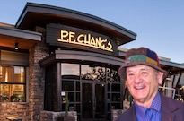 Bill Murray Says He Applied for a Job at P.F. Chang's