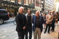 Bill Murray Goes to See 'Groundhog Day' Musical Second Night in a Row