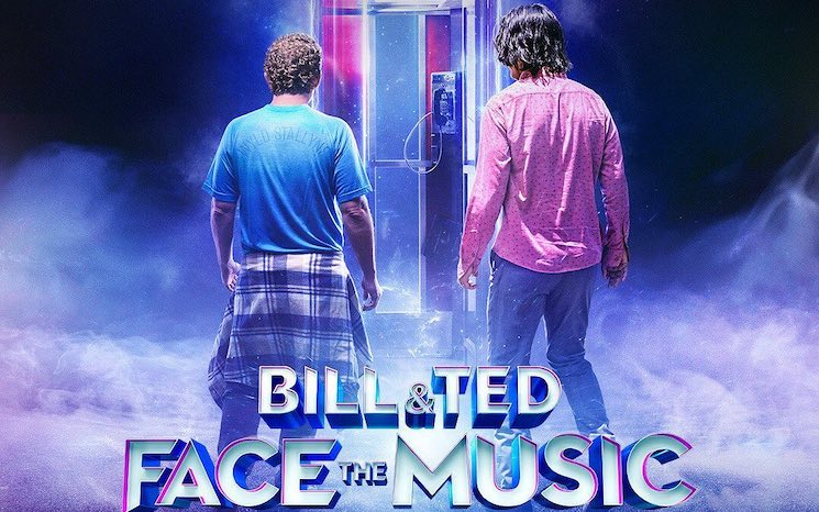 Here's the First Trailer for 'Bill & Ted Face the Music'