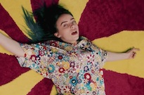 You Should Probably Watch the New Billie Eilish Video on Your Phone