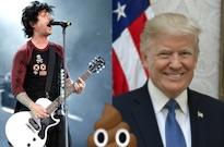 "Green Day's Billie Joe Armstrong Says Donald Trump ""Gives Me Diarrhea"""