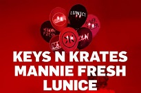Keys N Krates Invite Mannie Fresh, Lunice, River Tiber to Their Birthday Party Fest in Toronto