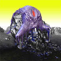Bj�rk Unveils WTF Artwork for Physical Version of 'Vulnicura'