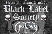 Black Label Society Re-Announce Their Cancelled Tour with Obituary and Lord Dying