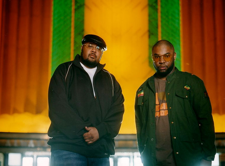 Gift of Gab Reveals Plans for Three-Volume Album Series from Blackalicious