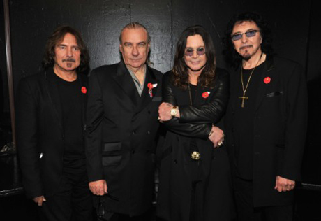 Black Sabbath Reunion Moving on Without Bill Ward