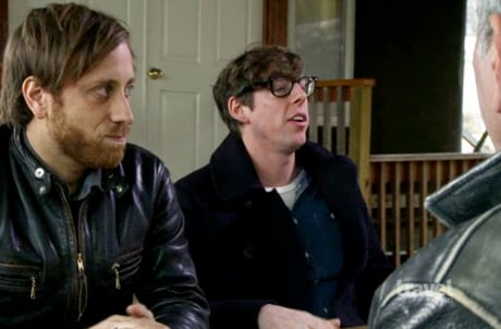 The Black Keys - on 'No Reservations'