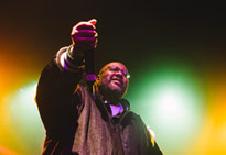 Blackalicious / SirReal / Curtis CSugar Nightclub, Victoria BC, January 14