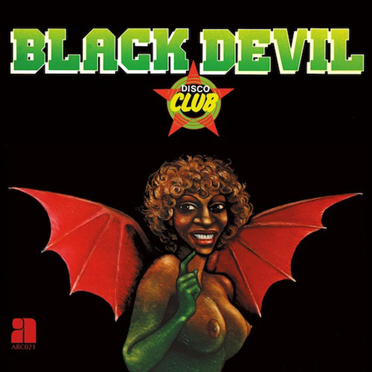Black Devil Disco ClubBlack Devil Disco Club