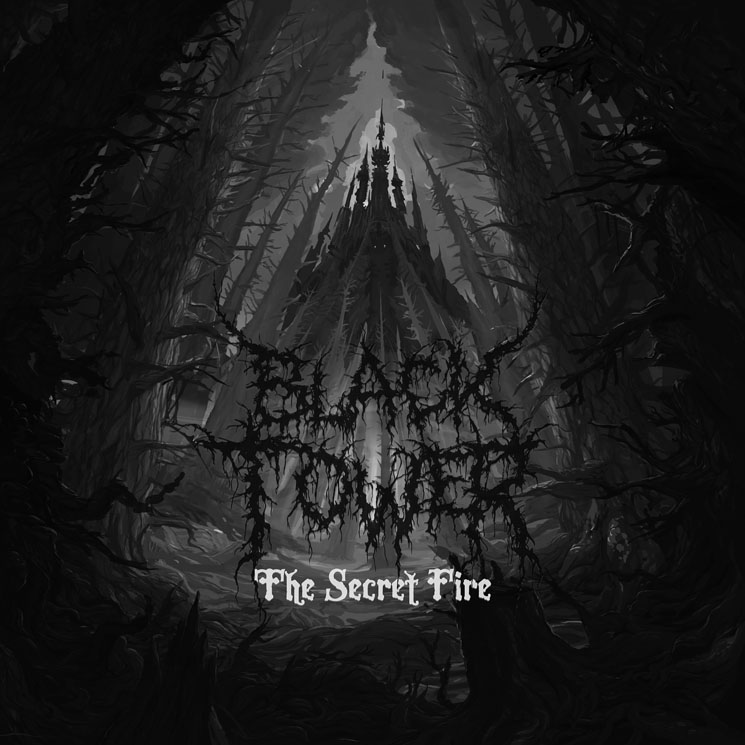 Black Tower'The Secret Fire' (album stream)