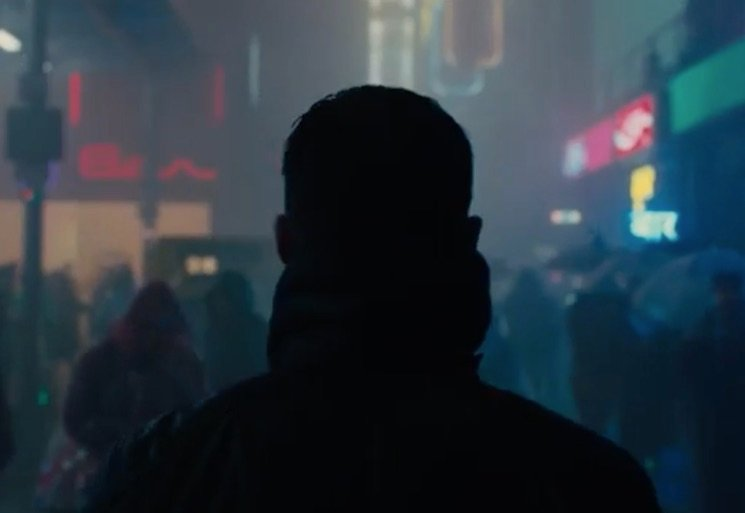 Watch Ryan Gosling and Harrison Ford Square Off in the First Trailer for 'Blade Runner 2049'