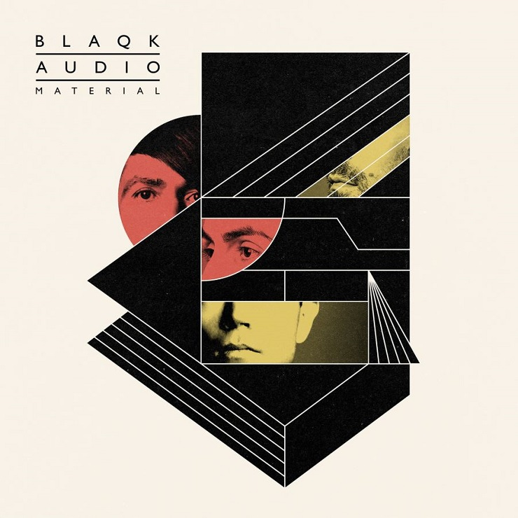 AFI Offshoot Blaqk  Audio Return with 'Material'