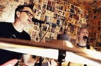 "Punk Band Blink-182 Blast Through New Punk Song in Front of Punk Fliers in the Very Punk ""Generational Divide"" Video"