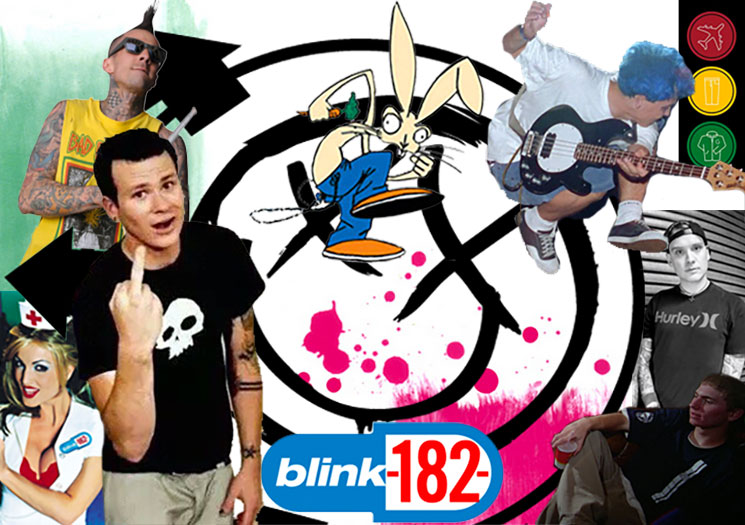 history of blink 182 Blink 182 - they came to conquer uranus (ep) wrecked him waggy zulu cheshire cat (album) the song m+m's was also released as a single but was a promational radio disc only and contained the one track and no b-sides.