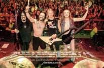 Metallica Replace Tribute Band's Stolen Equipment