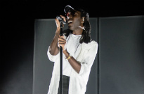 ​Blood Orange Announces Fall North American Tour