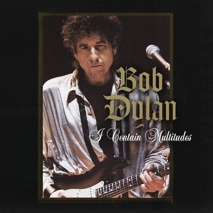 """Bob Dylan Shares New Song """"I Contain Multitudes"""""""