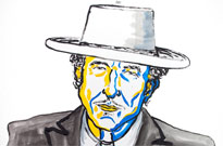 Bob Dylan Has Submitted a Speech to Be Read at the Nobel Banquet