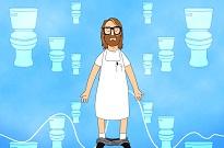 The National's Matt Berninger and Låpsley Deliver Bathroom Duet for 'Bob's Burgers'