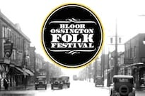 Bloor Ossington Folk Festival Announces Initial 2015 Lineup