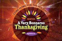 'A Very Bonnaroo Thanksgiving'
