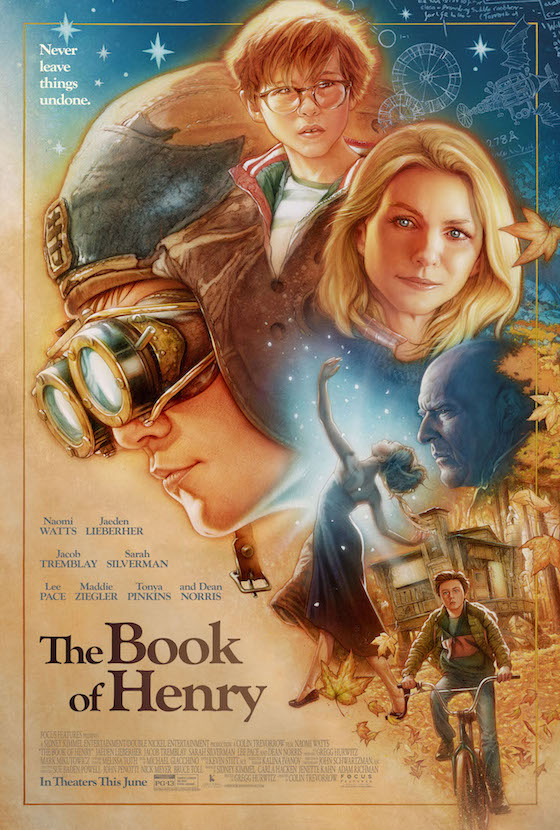 Colin Trevorrow Channels '90s Family Drama in the Trailer for 'The Book of Henry'