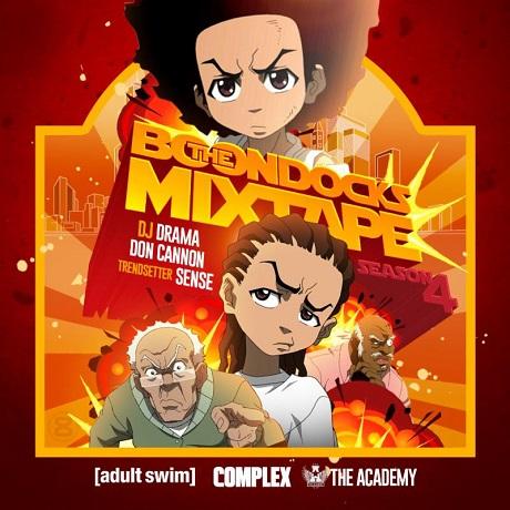Various artists 39 the boondocks mixtape season 4 39 - Boondocks season download ...