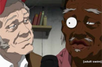 Adult Swim 'Permanently Retired' Episodes of 'Aqua Teen Hunger Force,' 'The Boondocks' Due to 'Cultural Sensitivities'