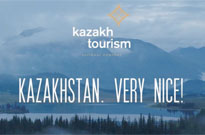 Kazakhstan Finally Embraces Borat and Uses 'Very Nice!' as Its Tourism Slogan