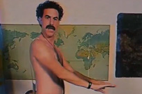 Watch Borat Bust a Move to Ariana Grande's 'Positions'