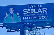 Sacha Baron Cohen Sues U.S. Cannabis Company over Borat Billboard