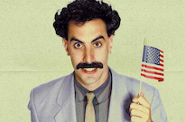 Sacha Baron Cohen's 'Borat' Sequel Has a Title and It's Insane