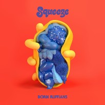 Born Ruffians Take a Non-Linear Path to Indie Rock Catchiness on 'SQUEEZE'