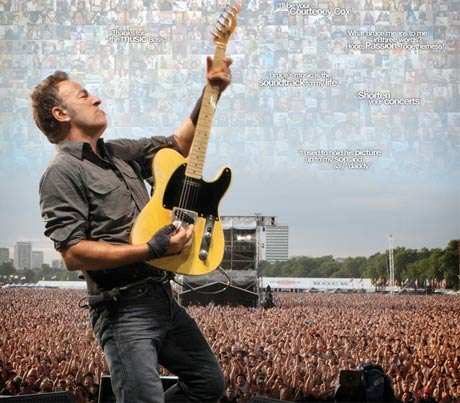 Bruce Springsteen Fan Documentary 'Springsteen & I' Getting DVD Release with Bonus Performance Footage