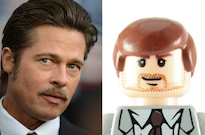 Brad Pitt Is Producing a Lego Game Show