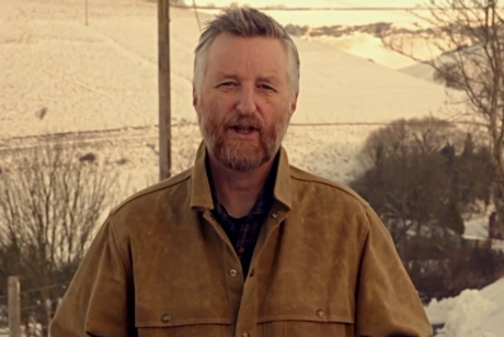 Billy Bragg Has a New Album on