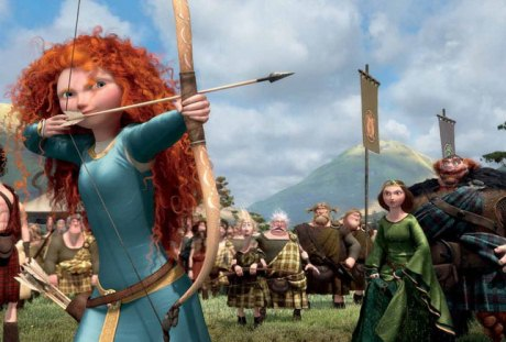 Brave: 3D [Blu-Ray]Mark Andrews, Brenda Chapman and Steve Purcell