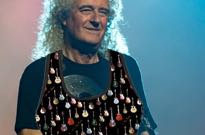 ​Queen's Brian May Designed a Sports Bra for Some Reason