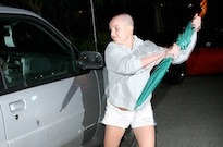 The Umbrella Britney Spears Used to Smash a Paparazzo's SUV Will Soon Be Up for Sale