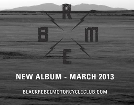 Black Rebel Motorcycle Club Return with New Album