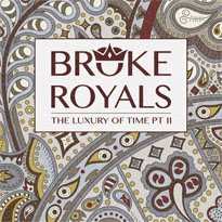 Broke Royals'The Luxury of Time Pt. II' (EP stream)