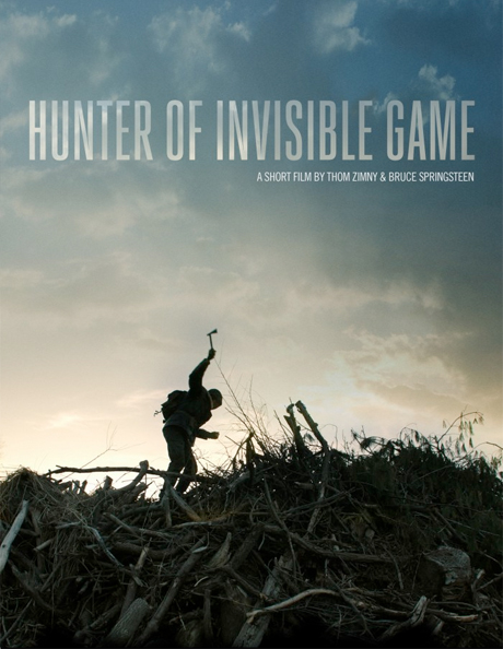 Bruce Springsteen to Release 'Hunter of Invisible Game' Short Film